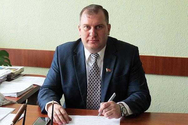 Михаил Гавриченко: переходный процесс, связанный с реорганизацией жилищно-коммунального хозяйства в Толочинском районе, еще не закончен