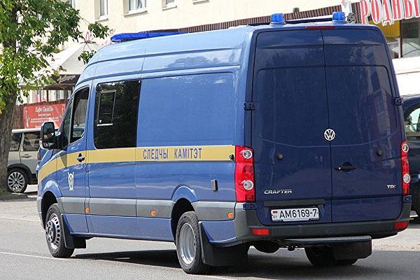 В Толочинском районе обнаружен труп мужчины