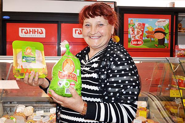 Хозяйки будут довольны: в Толочине открылся фирменный магазин Витебской птицефабрики