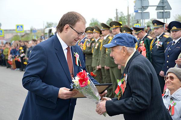 В Толочине отдали дань уважения отстоявшим свободу и независимость в годы Великой Отечественной войны (+фото)