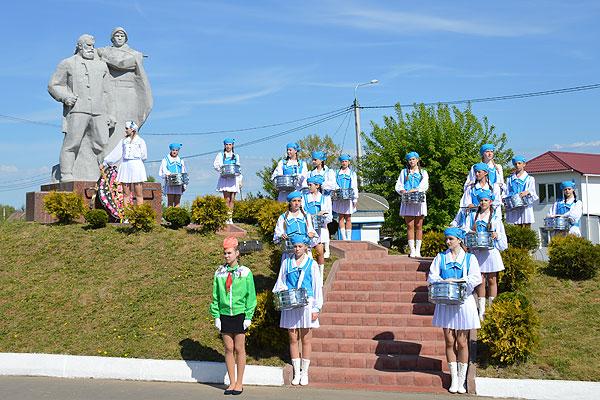 Программа мероприятий в Толочине, посвященных празднованию Дня Победы