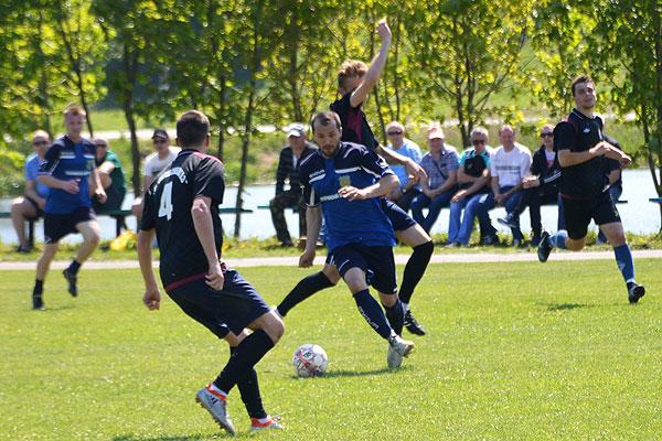 Толочинские футболисты в первенстве Витебской области стартовали с ничьей (+фото)