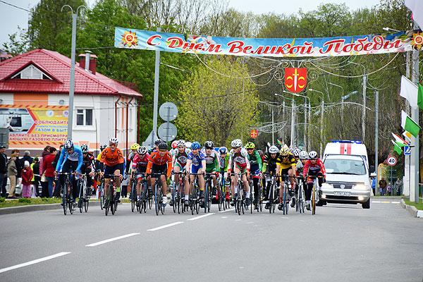 Толочинская велогонка собрала сильный состав участников