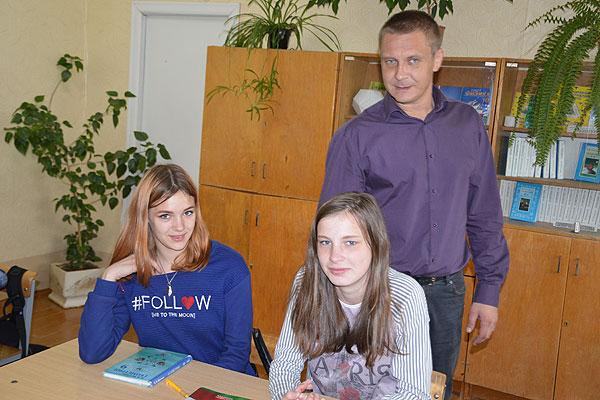 В Кохановской средней школе трудовое обучение стремится занять свое достойное место