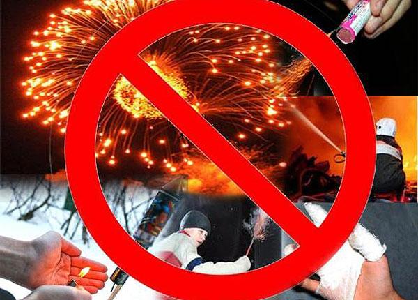 МЧС проводит опрос общественного мнения по вопросу введения ограничений на применение пиротехнических изделий