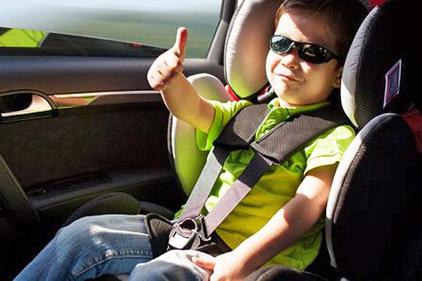 В Толочинском районе стартовала профилактическая акция «Ребенок-пассажир!»