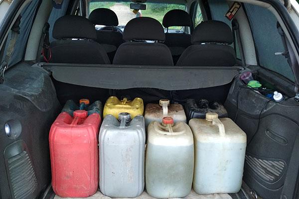 В Толочинском районе выявлен факт хищения и продажи механизатором дизельного топлива