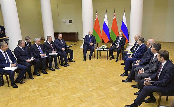 Тема недели: VI Форум регионов Беларуси и России