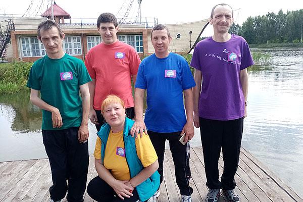 Снова в гостях на Круглянщине побывали посетители ТЦСОН Толочинского района