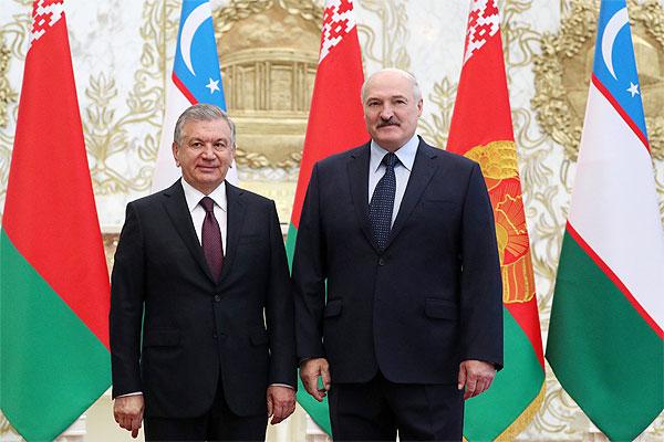 Тема недели: Беларусь и Узбекистан определили приоритетные направления в сотрудничестве