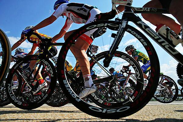 Толочинские велогонщики стали вторыми в общем зачете многодневки по дорогам Витебщины