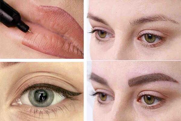 Перманентный макияж сделает черты вашего лица более выразительными