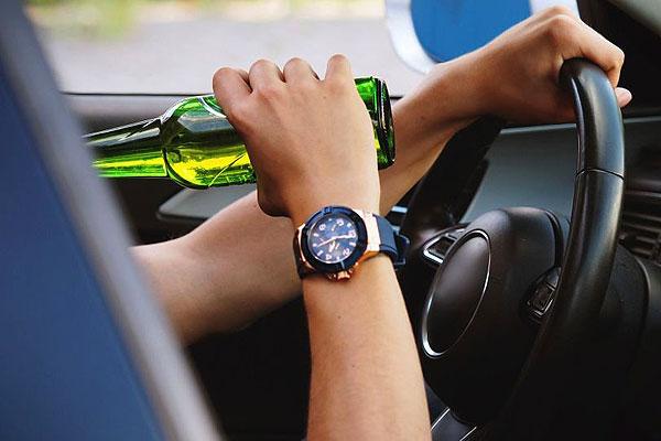 Что грозит пьяному водителю?