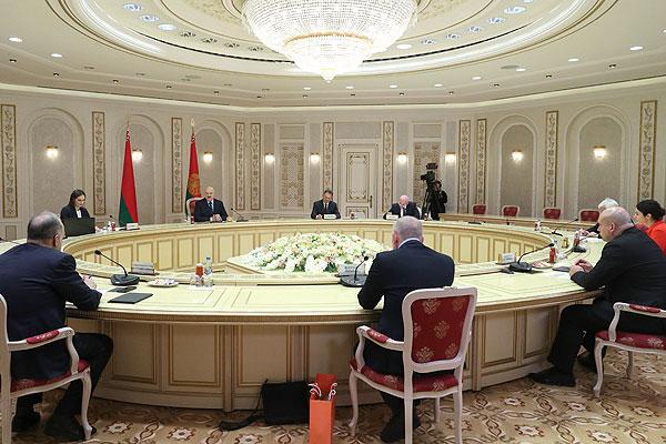 Тема недели: встреча Лукашенко с представителями украинских СМИ