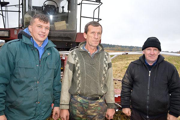 В Друцке ставка на кукурузу себя оправдала