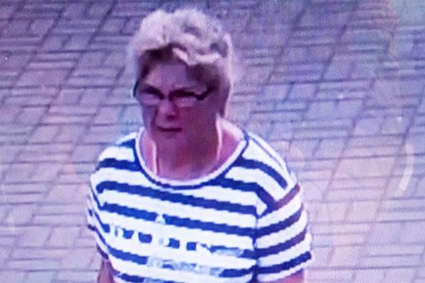 В Толочине разыскивается женщина, подозреваемая в мошенничестве
