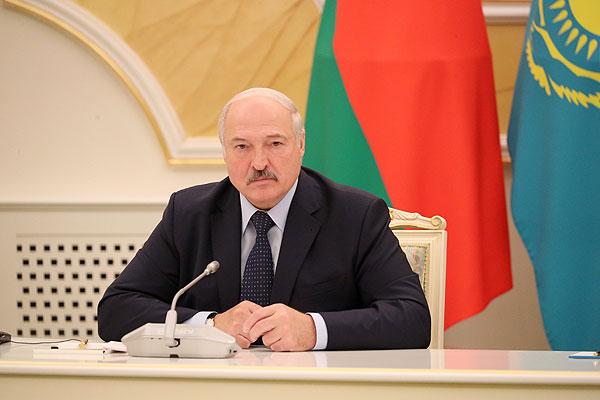 Тема недели: визит Президента Беларуси в Казахстан