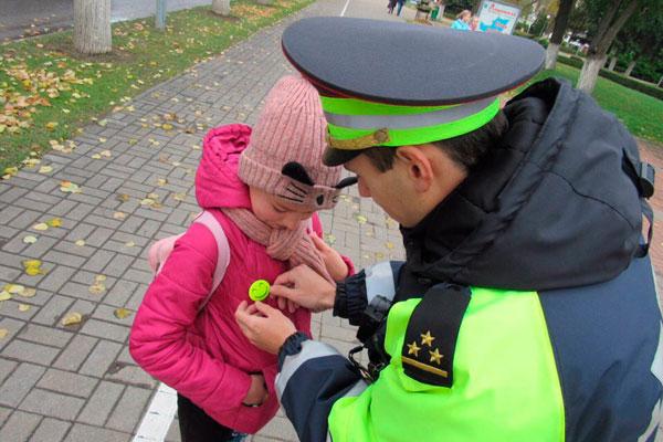 Акция «Время стать заметным» пройдёт в Толочинском районе