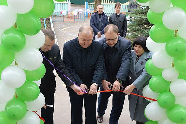 Добро пожаловать в обновлённый детский сад в Толочине