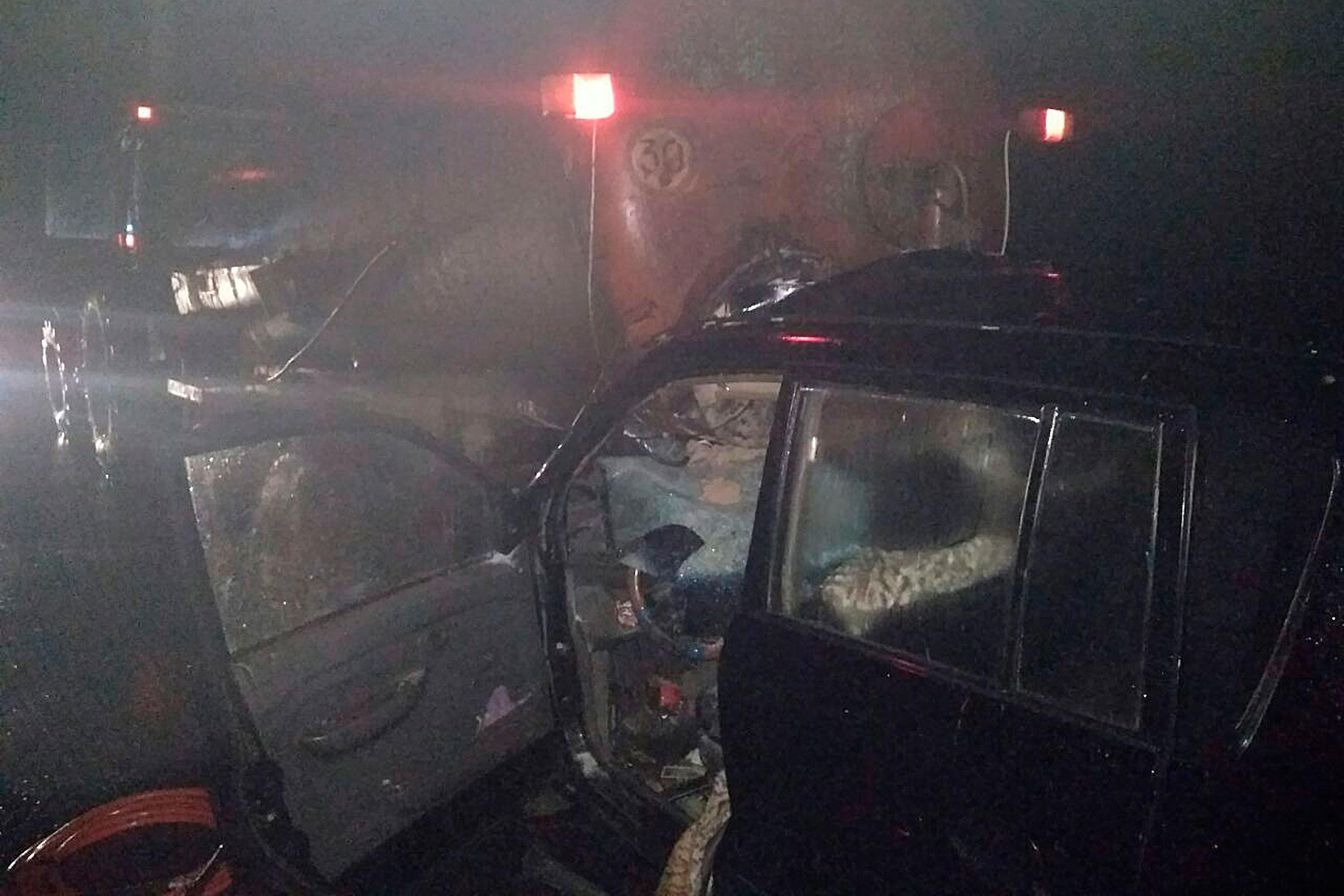 В Толочинском районе столкнулись трактор и иномарка