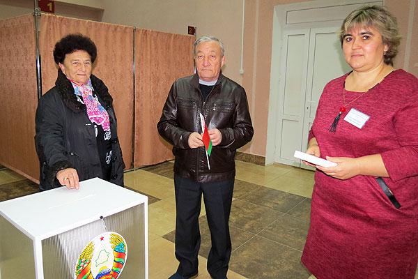 Началось досрочное голосование по выборам в Парламент республики