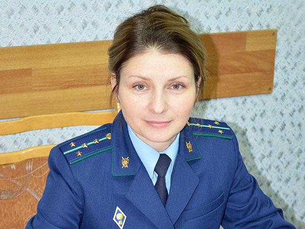 Встречи с правоведами в школе определили выбор профессии Виктории Кржесинской