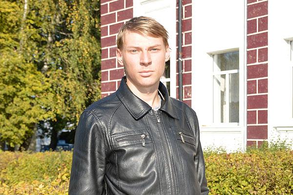 Павел Ульянов себя видит в сельскохозяйственной сфере