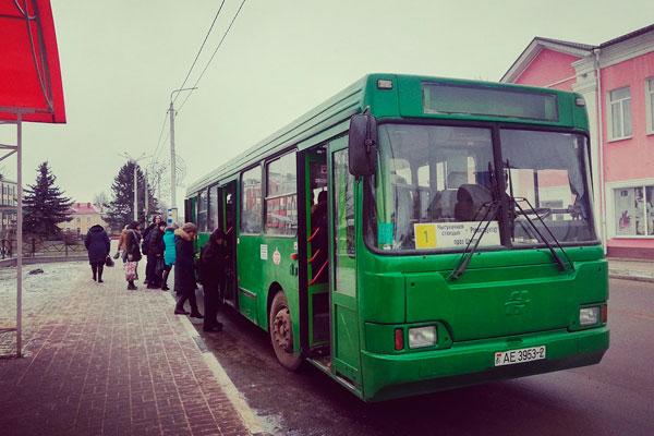 Автобусная проблема в Толочине, как она решается