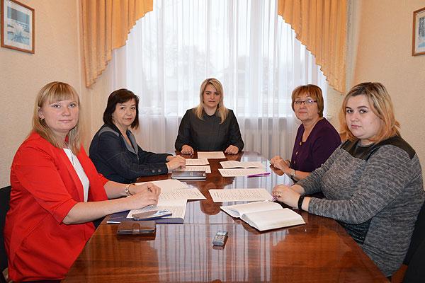 В Толочине прошёл «круглый стол» на тему «От брака до развода один шаг»