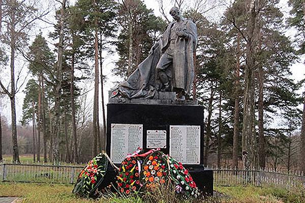 В Толочине перезахоронят останки красноармейца