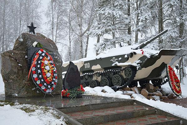 Память воинов-интернационалистов почтят в Толочине