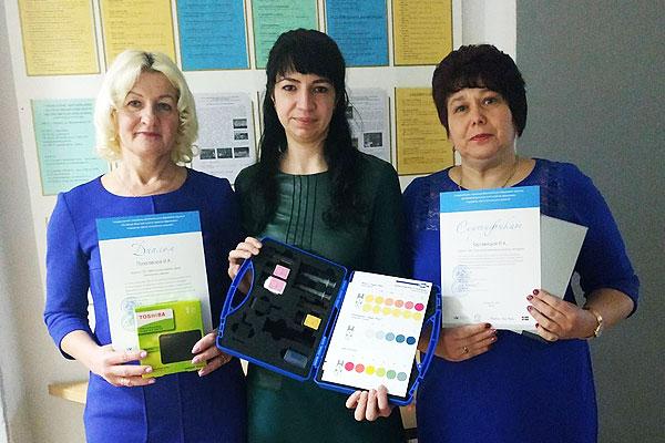 Наградами экологического фестиваля отмечены разработки толочинских педагогов