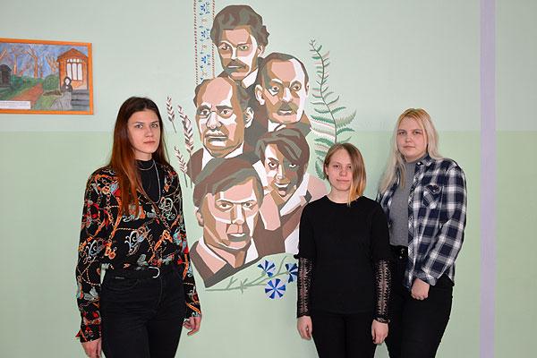 Новый облик классов — совместная работа педагогов и учащихся средней школы №2 Толочина