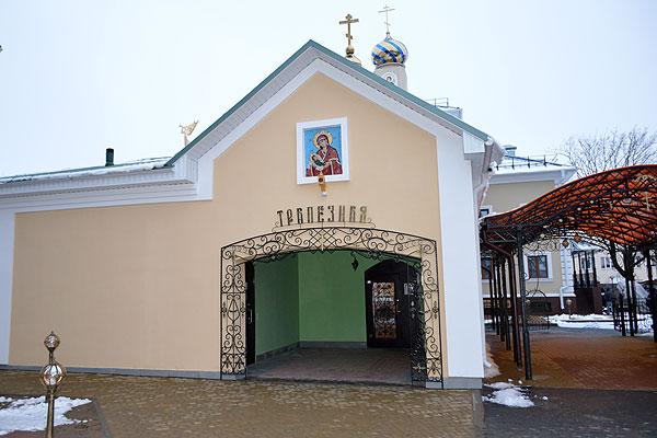 Кафе, оборудованное по православным канонам, открылось в Толочине