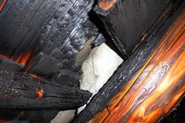 Причина пожаров — неисправные печи