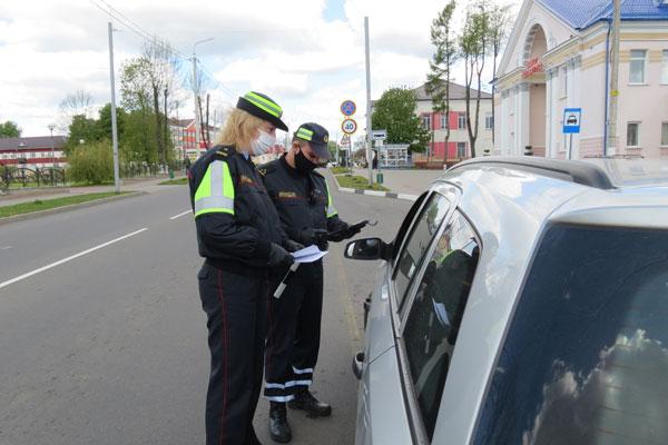 В Толочинском районе проходит Единый день безопасности дорожного движения