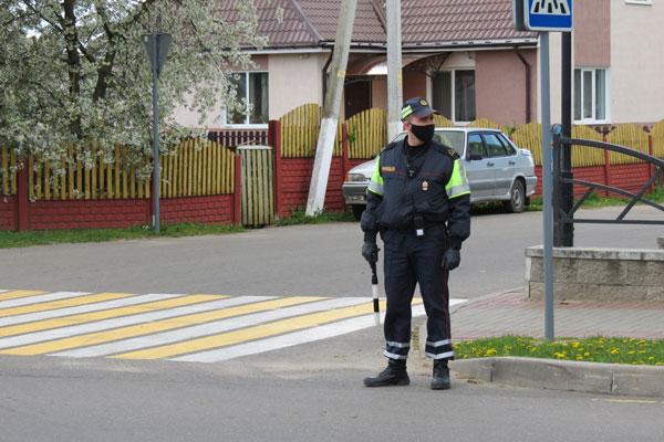 ГАИ Толочинского РОВД проводит комплекс мероприятий по предупреждению ДТП с участием нетрезвых водителей