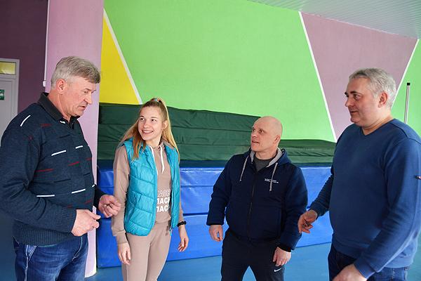ДЮСШ в Толочине: спорт развивает ум, воспитывает характер