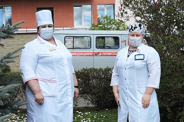 Медсёстры всегда рядом с людьми