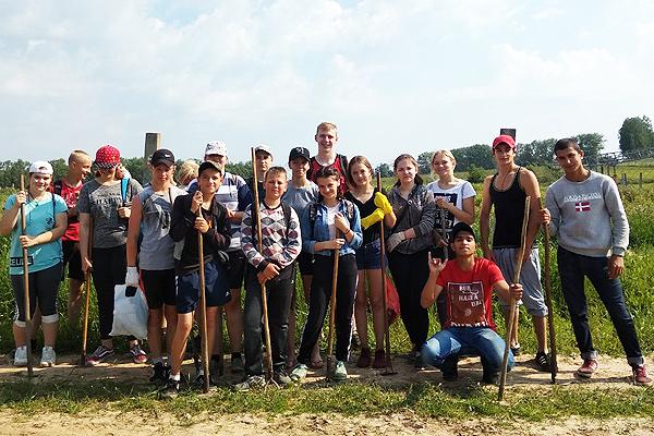 БРСМ приглашает молодёжь заработать летом в Толочине