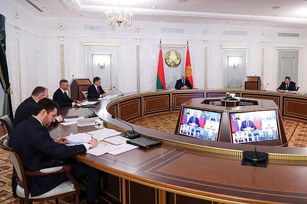 Тема недели: участие Лукашенко в саммите ЕАЭС