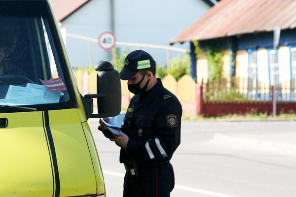 Профилактические мероприятия проведут госавтоинспекторы в Толочинском районе