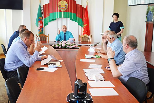 Участковые избирательные комиссии образованы в Толочинском районе