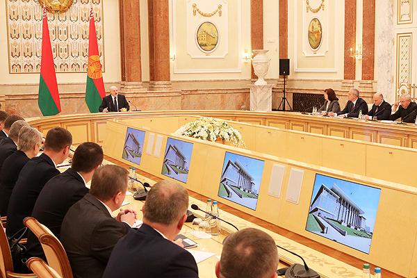Тема недели: Лукашенко назначил новый состав правительства