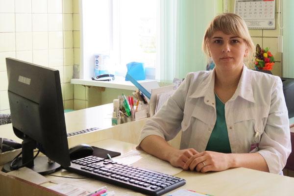 Светлана Вяткина: врач должен быть на передовой