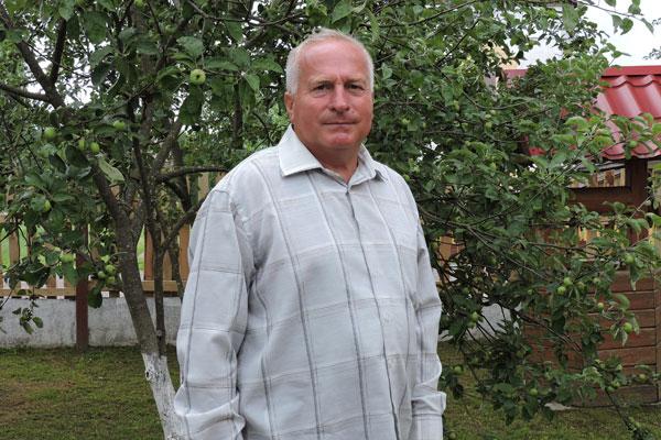 Николай Редько из Толочина был спасателем, стал художником