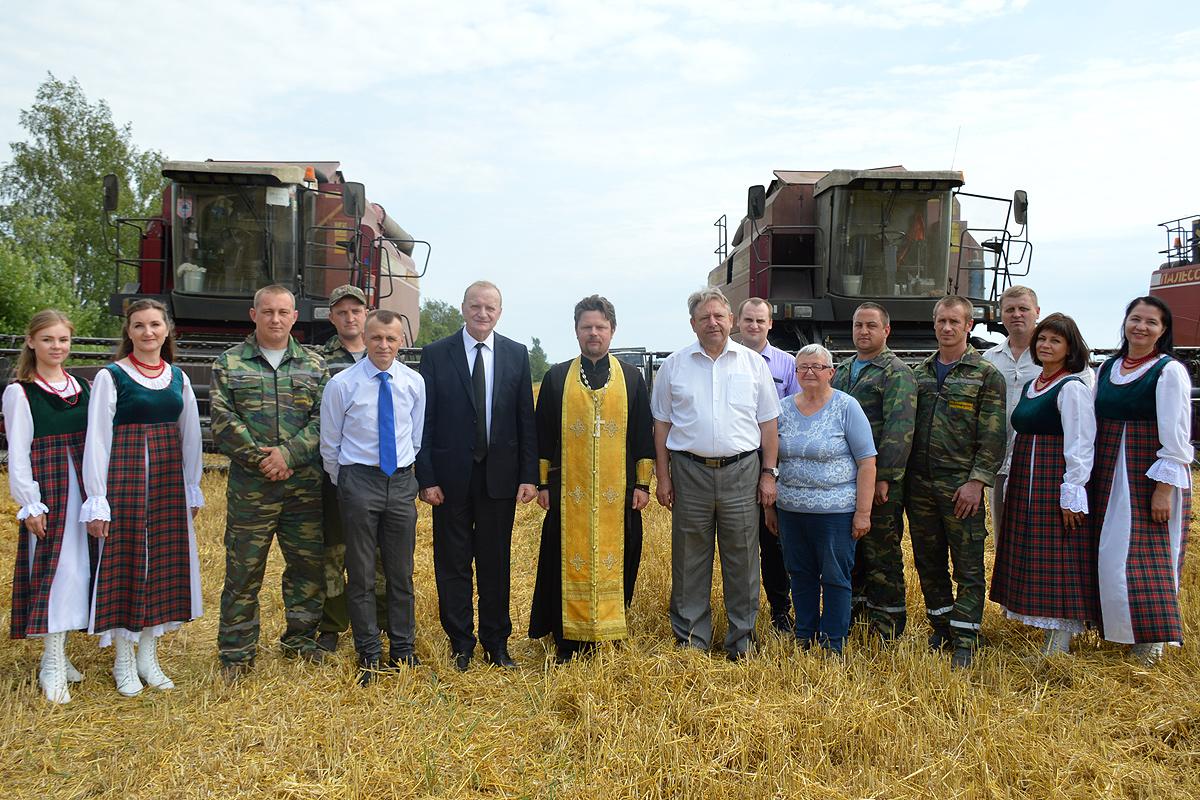 Успешно и эффективно заниматься сельским хозяйством можно и в Витебской области