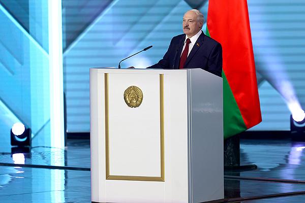 Тема недели: Послание Александра Лукашенко белорусскому народу и Национальному собранию