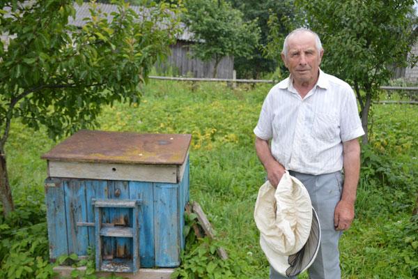Николай Воронин: «Каждая встреча с пчёлами для меня в радость…»