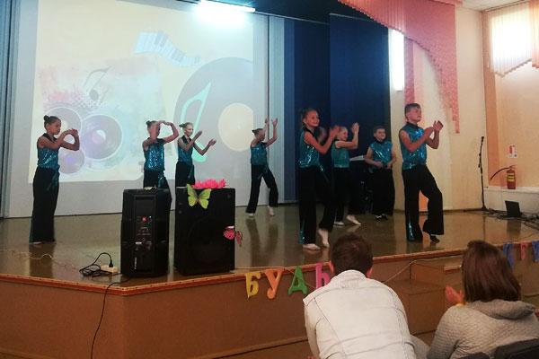 День открытых дверей в Центре детей и молодёжи в Толочине прошёл весело